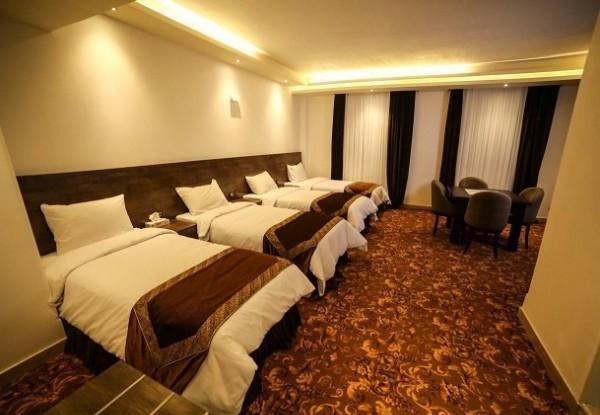 هتل ابریشمی