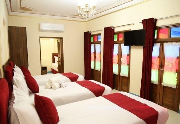 هتل پنج دری