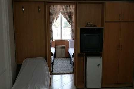 هتل آپارتمان بهشت هشتم