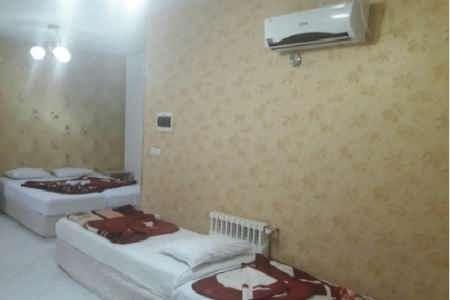 هتل آپارتمان شمس العماره